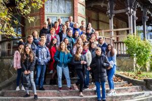 """Молодежный волонтерский форум """"Моя Команда"""""""
